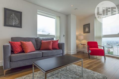 3 bedroom apartment to rent - Talisman Tower, 6 Lincoln Plaza, Canary Wharf, London, E14