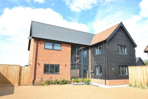4 bedroom detached house for sale - Swan Lane, Westerfield, Ipswich, Suffolk, IP6 9AX