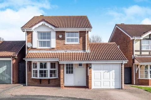 3 bedroom detached house to rent - Clarewell Avenue, Solihull