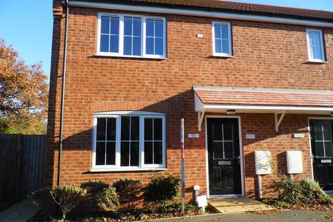 3 bedroom semi-detached house to rent - Kingfisher Drive, Market Rasen