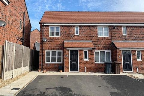 3 bedroom end of terrace house for sale - Discovery Drive, Melton Mowbray
