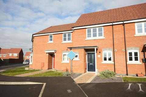 2 bedroom terraced house to rent - Red Deer Close, Asfordby, Melton Mowbray