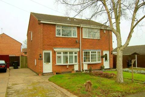 2 bedroom semi-detached house to rent - Zetland Crescent, Stenson Fields