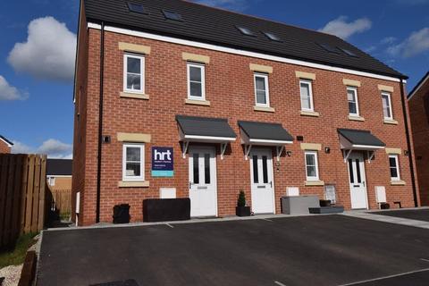 3 bedroom end of terrace house for sale - 82, Ffordd Cadfan, BRIDGEND CF31 2DP