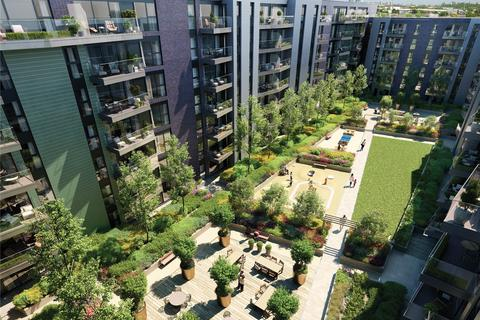 Studio for sale - Greenwich Square - Courtyard, Hawthorne Crescent, Greenwich, London, SE10