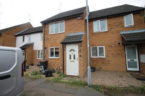 2 bedroom terraced house to rent - Lucas Gardens, Barton Hills, Luton