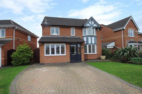 4 bedroom detached house for sale - Mallard Road, Mountsorrel, Loughborough