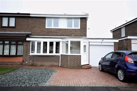 3 bedroom semi-detached house for sale - Midsomer Close, Moorside, Sunderland, SR3
