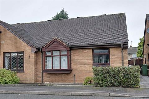 2 bedroom semi-detached bungalow for sale - Fingerpost Drive, Pelsall, Walsall