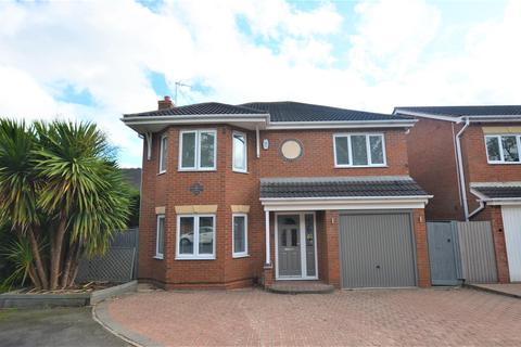 4 bedroom detached house for sale - Kingfisher Close, Mickleover, Derby
