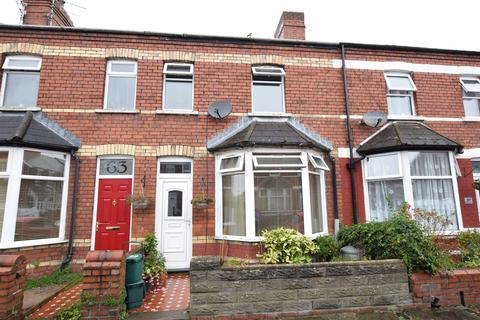 2 bedroom terraced house for sale - Salisbury Road, Barry