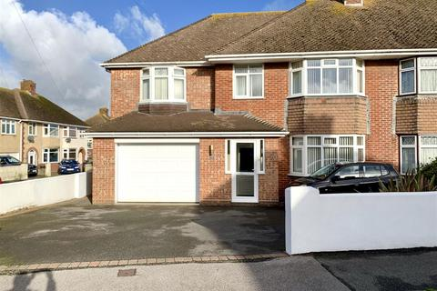4 bedroom semi-detached house for sale - Large Family Home, Double Garage, Weymouth