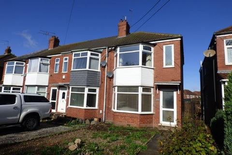 3 bedroom end of terrace house to rent - Hotham Road North, Hull