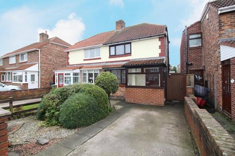 2 bedroom semi-detached house for sale - Rothbury Gardens, Gateshead