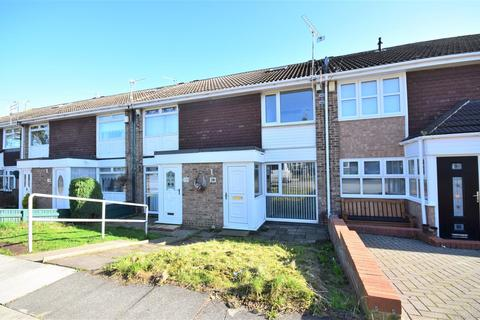 2 bedroom terraced house for sale - Northfield Drive, North Farm, Sunderland