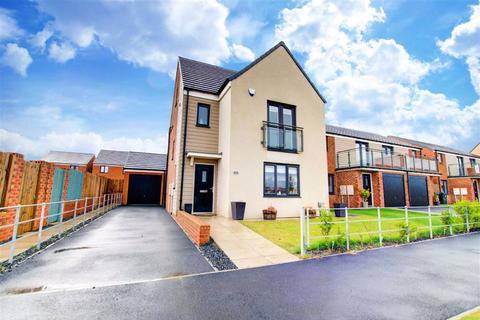 4 bedroom detached house for sale - Edgeway, East Benton Rise, Wallsend, NE28