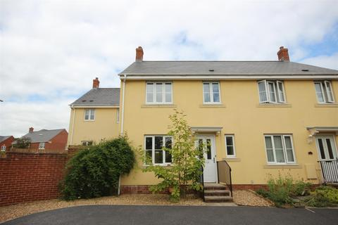 3 bedroom semi-detached house to rent - Norman Place, Kings Heath, Exeter