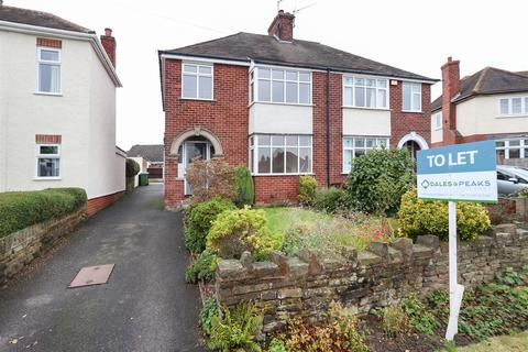 3 bedroom house to rent - Queen Mary Road, Chesterfield
