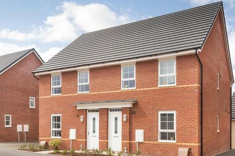 Barratt Homes - Northstowe - Northstowe, Cambridgeshire