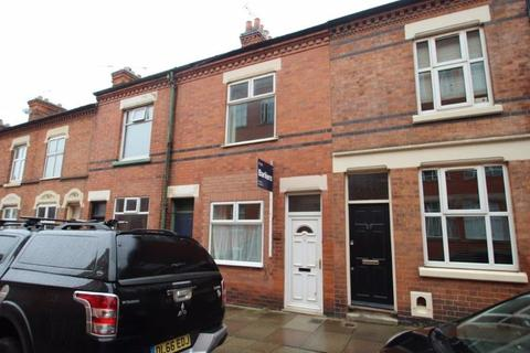 3 bedroom terraced house to rent - Wordsworth Road, Knighton Fields, Leicester, LE2 6ED