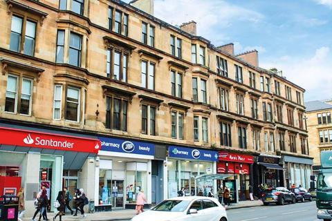 2 bedroom flat to rent - Byres Road, Flat 2/1, Hillhead, Glasgow, G12 8TL