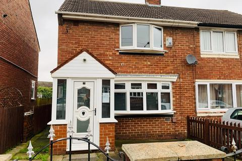 2 bedroom semi-detached house to rent - Rennie Road, Sunderland, Sunderland