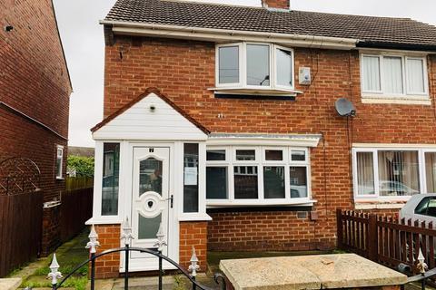 2 bedroom semi-detached house to rent - Rennie Road, Sunderland, Sunderland