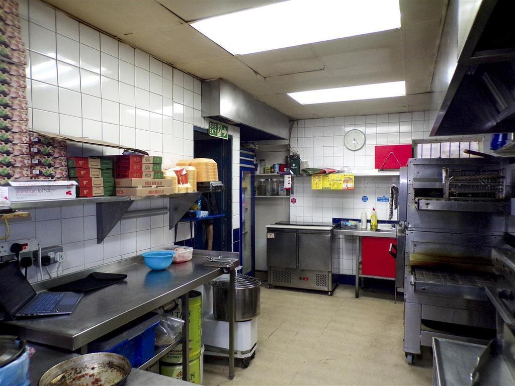 Shop / Kitchen