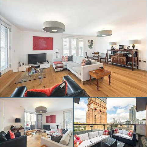 2 bedroom penthouse for sale - Wilmot House, 5 George Mathers Road, London, SE11