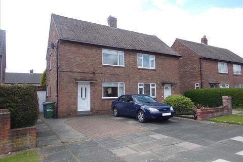 2 bedroom semi-detached house to rent - Barrasford Road, Cramlington, Northumberland, NE23 6TE