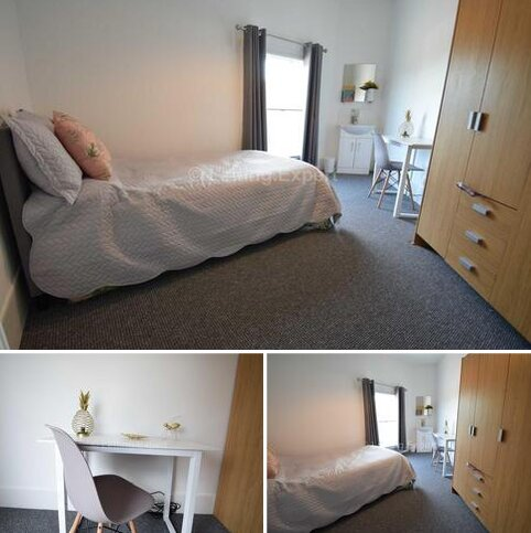 1 bedroom in a house share to rent - NO ADMIN FEES!  2 MINUTES WALK TO TOWN -  ENORMOUS, COMFORTABLE AND MODERN - Park Street,