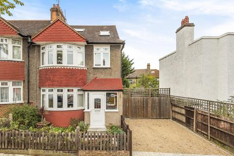 4 bedroom end of terrace house for sale - Egremont Road, West Norwood