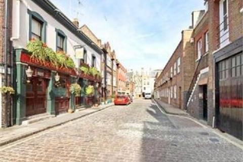 3 bedroom mews to rent - Weymouth Mews, Marylebone, London