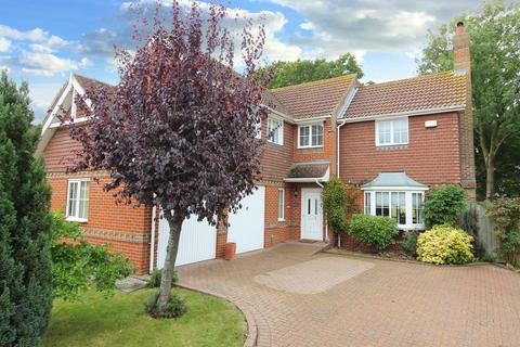 4 bedroom detached house for sale - The Willows, Bethersden Road, Shadoxhurst, TN26 1ND
