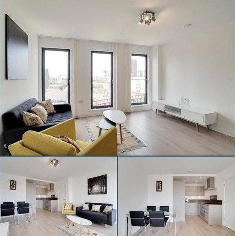 1 bedroom flat to rent - Legacy Tower, 88 Great Eastern Road, London, E15