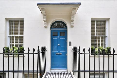 4 bedroom house to rent - Robert Adam Street, London, W1U