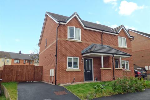 2 bedroom semi-detached house for sale - Brandlehow Drive, Middleton, Manchester, M24