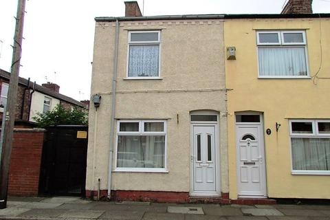 2 bedroom end of terrace house to rent - Rowsley Grove, Aintree, Liverpool