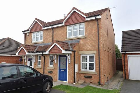 2 bedroom semi-detached house to rent - Lavender Grove, Fellgate, Jarrow, Tyne and Wear, NE32 4BH