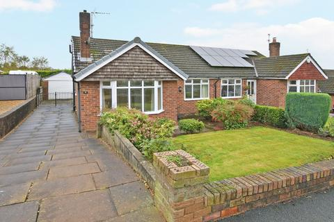 2 bedroom semi-detached bungalow for sale - Blythe Avenue, Meir Heath, ST3 7JZ