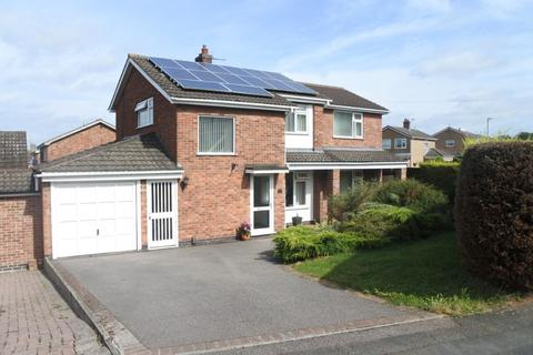 5 bedroom detached house for sale - Irwell Close, , Melton Mowbray, LE13 0EL