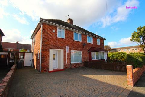 3 bedroom semi-detached house to rent - Woolsington Road, North Shields, NE29 8RS