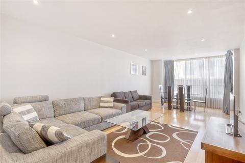 2 bedroom flat for sale - Belgrave Court, 36 Westferry Circus, Canary Wharf, London, E14