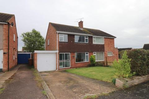 3 bedroom semi-detached house for sale - GRANGE DRIVE, MELTON MOWBRAY