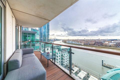 3 bedroom apartment for sale - Flagstaff House, St George Wharf, Vauxhall, London, SW8