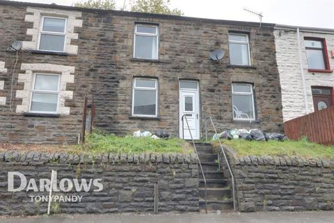 3 bedroom terraced house for sale - East Rd, Tylorstown