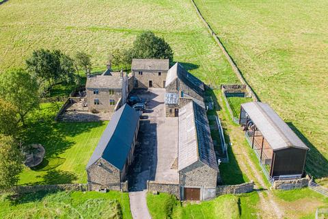 5 bedroom farm house for sale - Edge Road, Eyam, Hope Valley