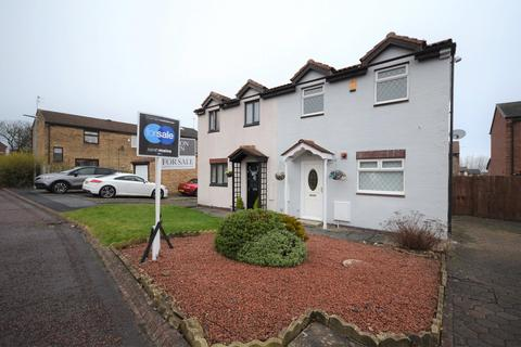 2 bedroom semi-detached house for sale - Wardley