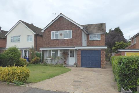 4 bedroom detached house for sale - Burlington Gardens, Banbury