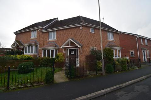 3 bedroom semi-detached house for sale - Birkby Close, Hamilton, Leicester
